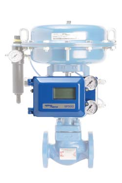 Spirax Sarco Introduces The Sp500 Positioner With Hart