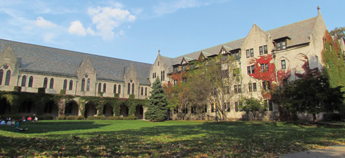 Dominican University Upgrades And Saves With Nicor Rebate