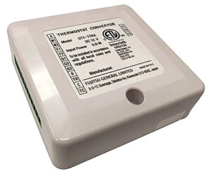 Fujitsu Introduces Universal Thermostat Converter Chief